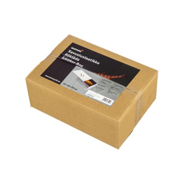 Verpakking rook box Mustang