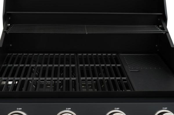 Mustang gas grill Apassi grillruimte