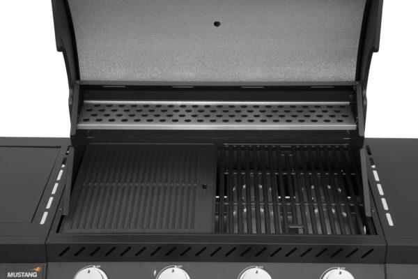 Mustang gas grill Nashville complete grillruimte
