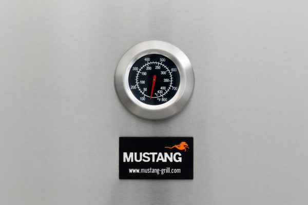 Mustang gas grill Ametist thermometer