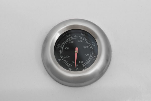 Mustang gas grill Monterey thermometer