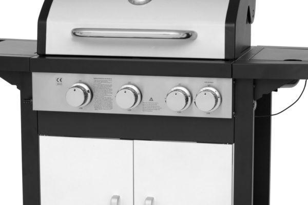 Mustang gas grill Monterey wit bedieningspaneel