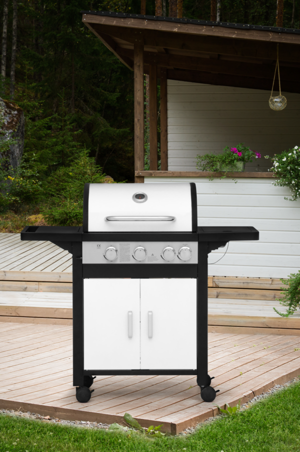 witte Mustang gasbbq grill Monterey