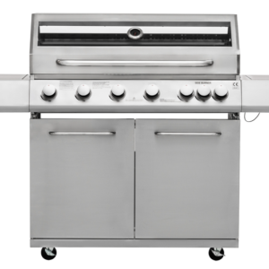 Mustang Rapid gas barbecue RVS hoge kwaliteit
