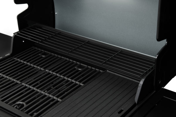 Mustang gas grill Pullman zwart grillroosters