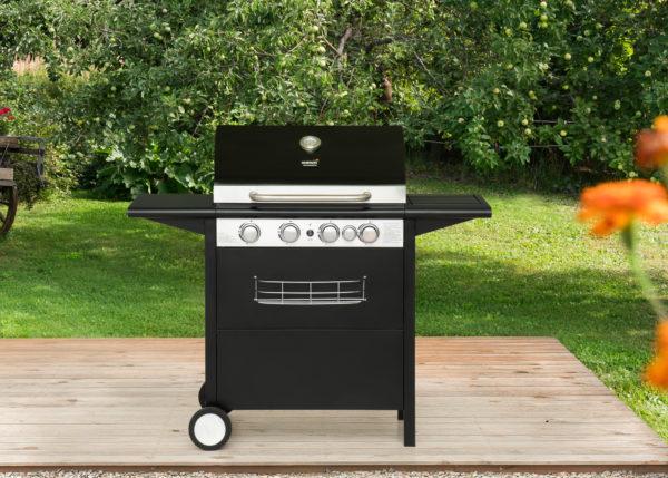 Mustang gas grill Pullman zwart