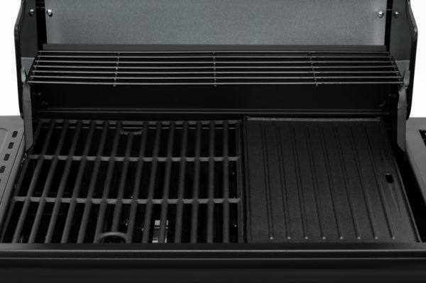 Mustang gas grill Oriental zwart complete grillruimte