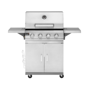 Volledige RVS gas grill Pro Mustang