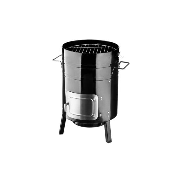 Mustang 14 Inch verticale waterroker en grill