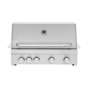 Inbouw gas barbecue Mustang gas bbq grill Pearl