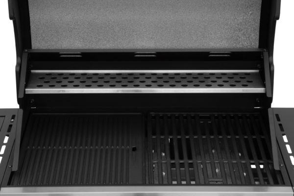 Mustang RVS gas grill Knoxville complete grillruimte