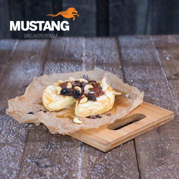 Gerookte kaas met noten