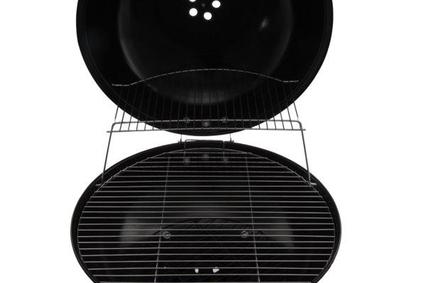 Mustang kogel / houtskool grill 54 cm roosters