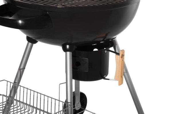 Mustang kogel / houtskool grill 54 cm lucht toevoer
