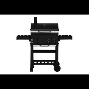 ustang houtskool grill Avalon vooraanzicht
