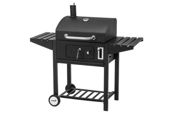 houtskool grill mustang tango zwart