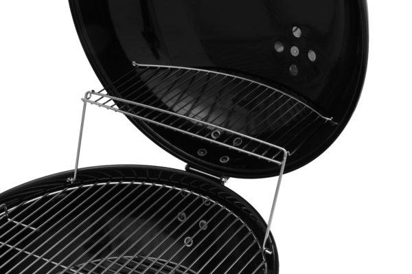 mustang houtskool grill phoenix warmhoud rek