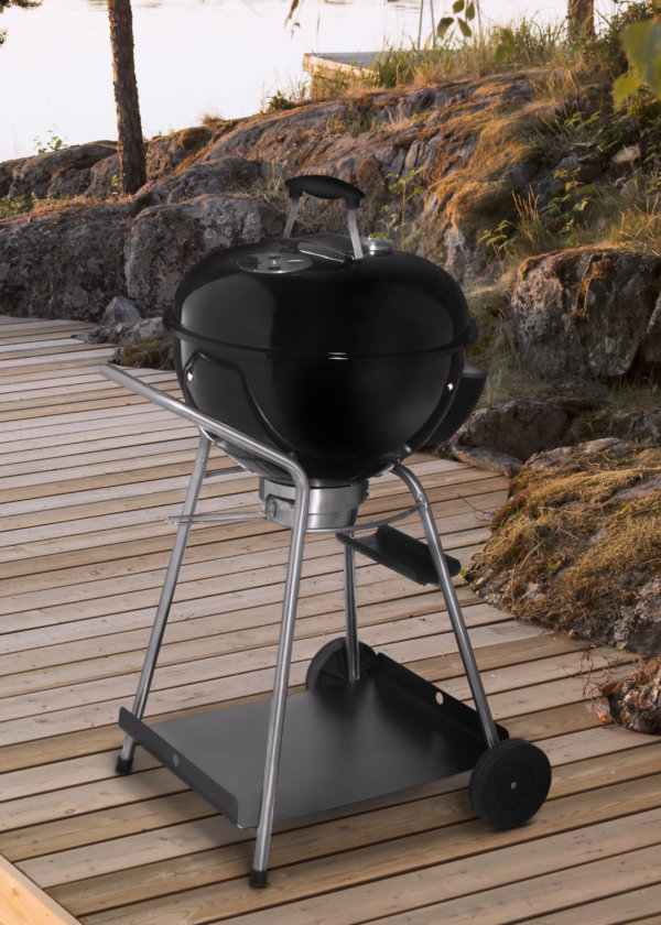 Mustang kogel barbecue Cobolt