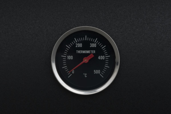 mustang houtskool grill tempest thermometer