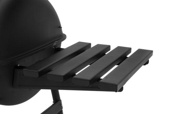 mustang houtskool grill tempest zijtafel