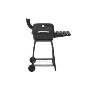 Mustang houtskool grill Tempest vooraanzicht