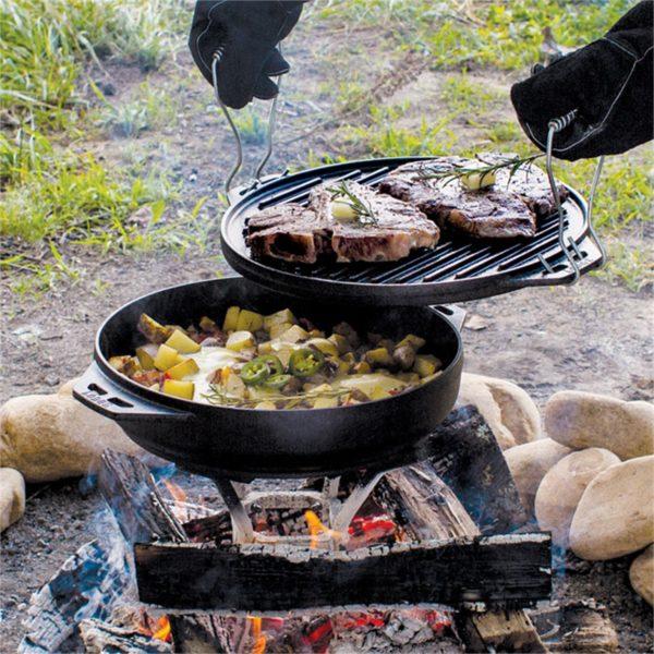 gietijzeren Lodge Cook-It-All pan