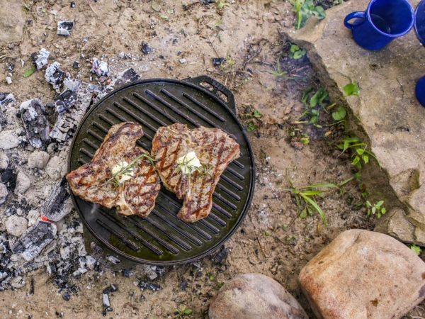 Lodge Cook-It-All gietijzeren grillplaat