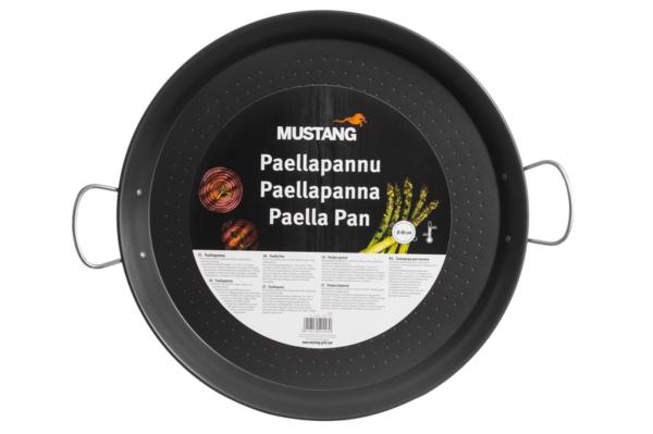 Mustang paella pan anti aanbak 46 cm